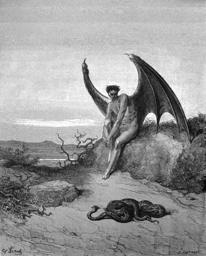 Lucifer and how to begreat